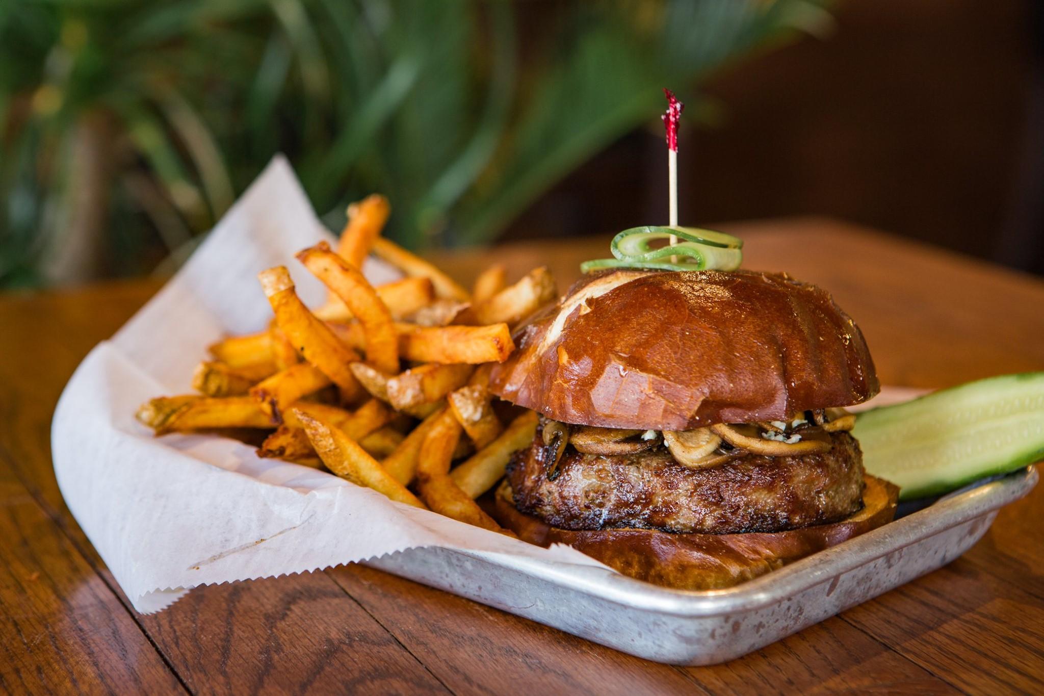 rozafa burger